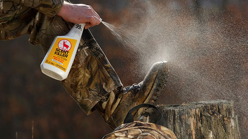 Better Ways for Hunters to Control Scent