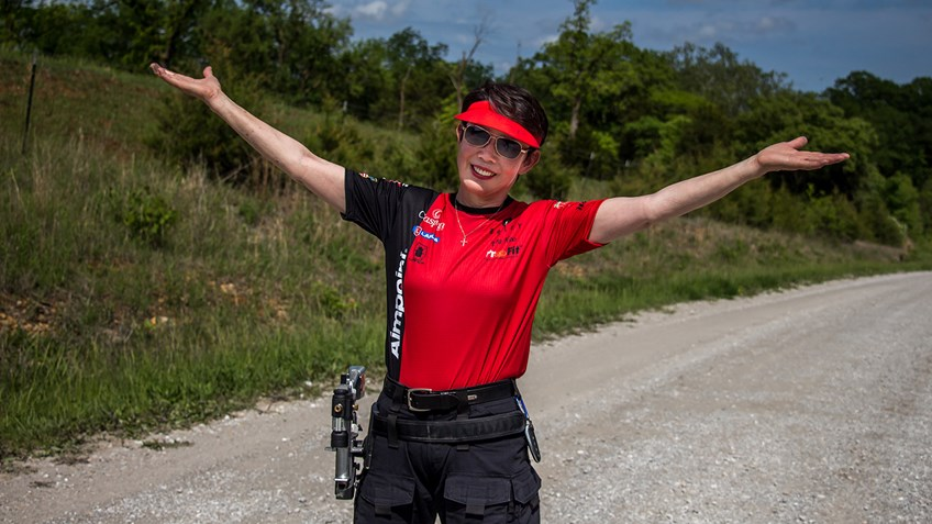 Action Pistol's Vera Koo Retiring From Shooting Sports