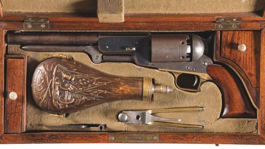 A Record-Setting Revolver