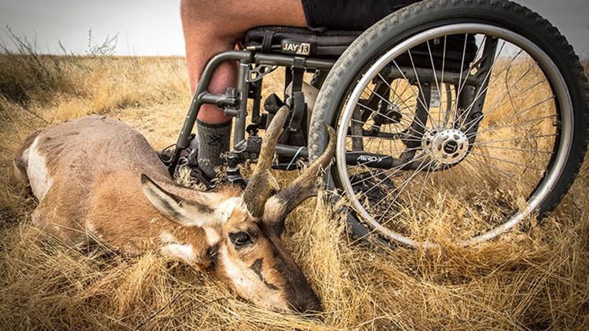 Nevada Program Shines Light on Wheelchair Hunting