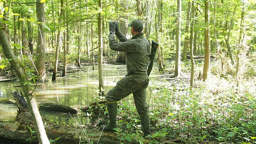 American Hunter: Swamp Turkeys, Cajun Style