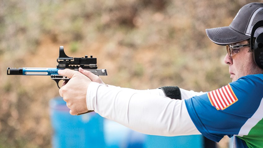 Shooting Sports USA: Steel Challenge -- Let's Talk About Classification