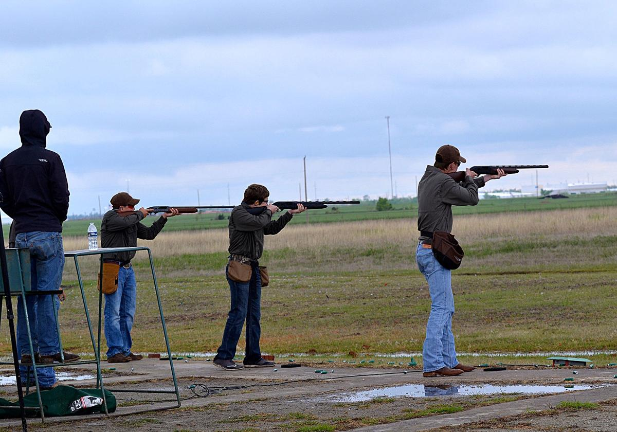 Enid News & Eagle: Chisholm Trap Team Awarded NRA Foundation Grant