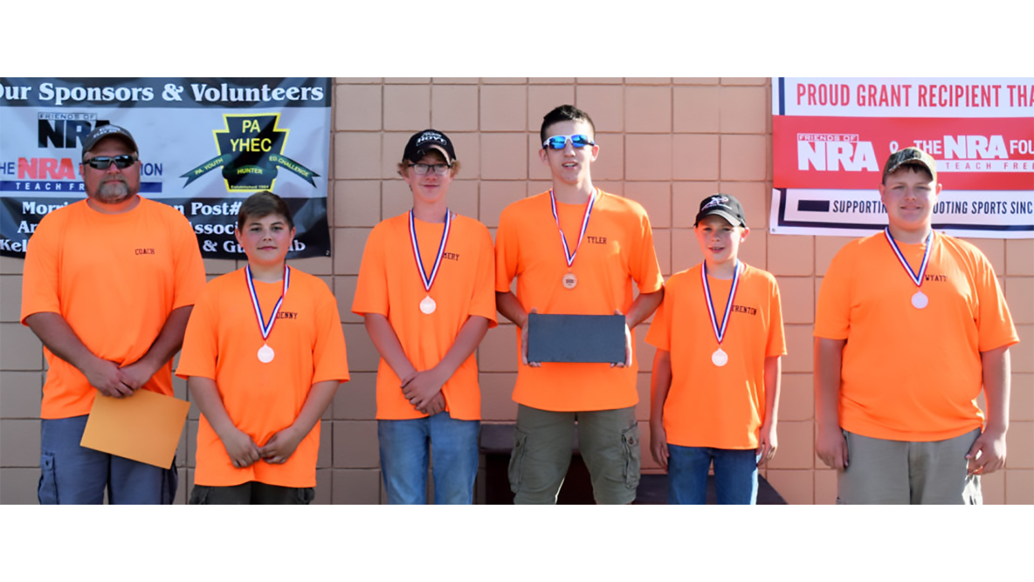 The Express: Local youth hunters compete at states