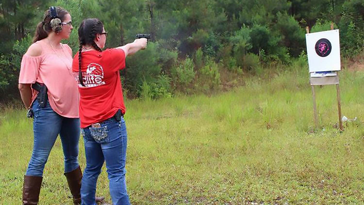 The Meridian Star: Instructor shares her passion for firearms