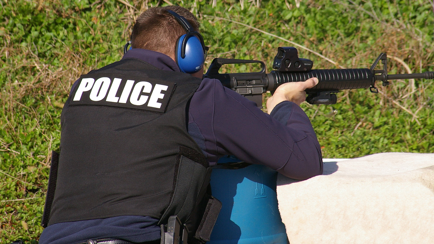 The Paper: Sheriff's Office Receives NRA Grant to Fund Purchase of Training Equipment
