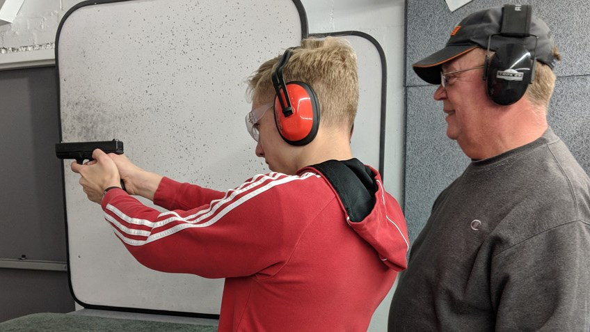 What Happens When College Students Learn Marksmanship?
