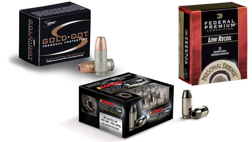 Personal-Defense Ammo: Top Picks from the Experts