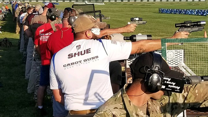 Gallery: 2018 NRA National Precision Pistol Championships