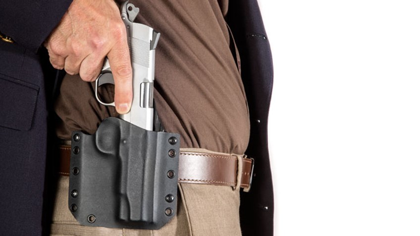 Shooting Illustrated: Concealed-Carry Holsters: Separating Good from Bad