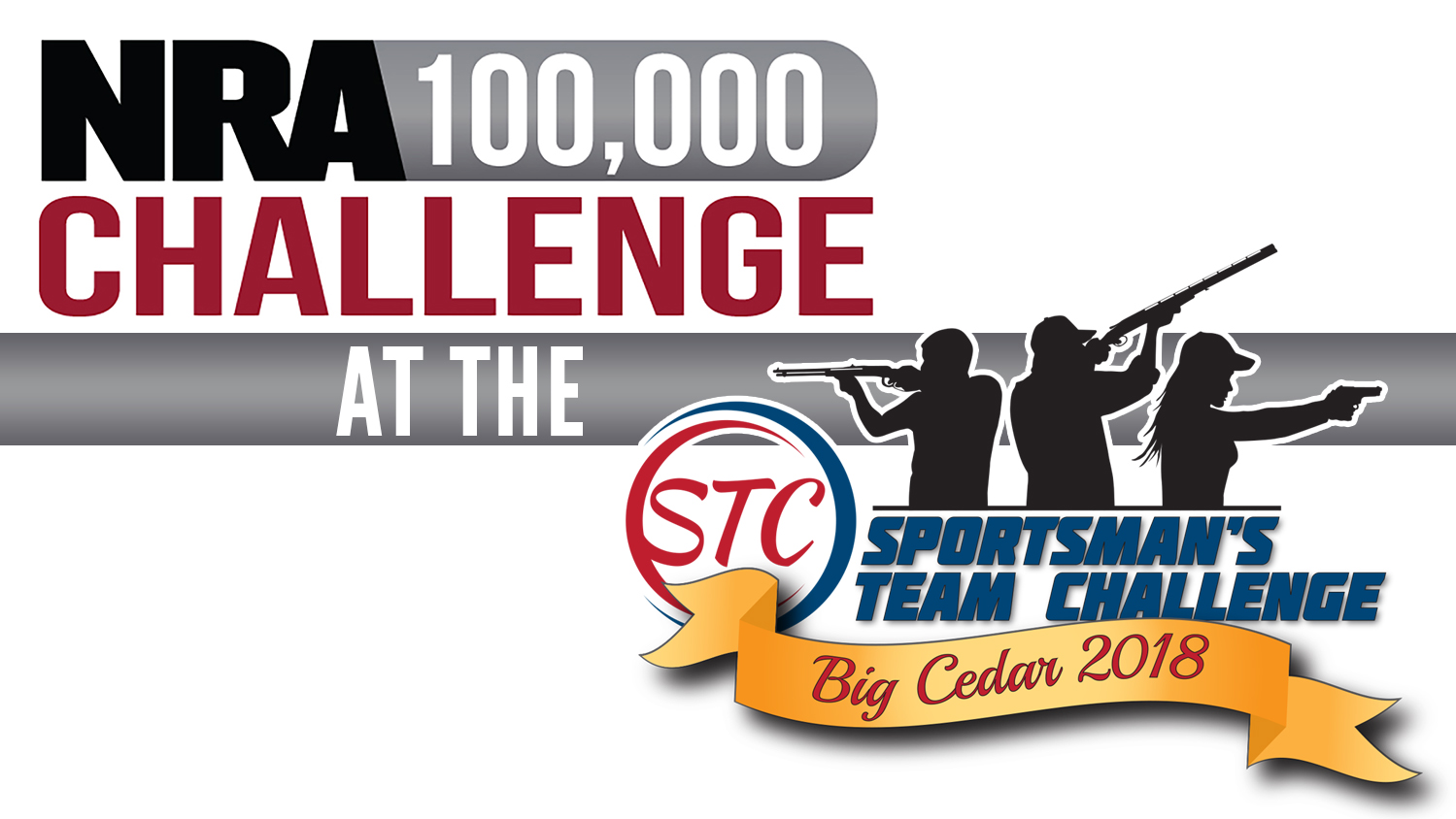 NRA Membership Sponsors 2018 Sportsman's Team Challenge, Plans Final Push in 100K Challenge