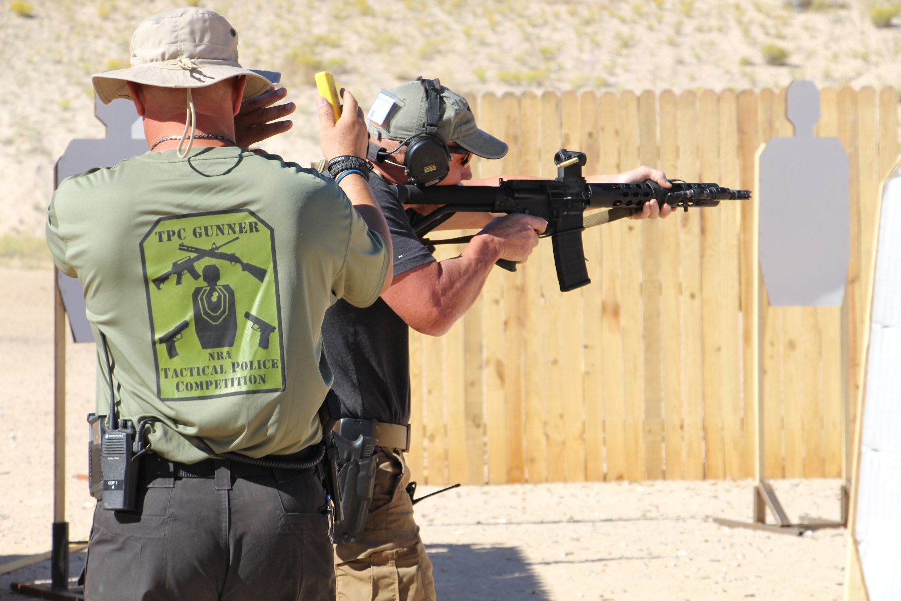Ammoland: Kahr Firearms Group Sponsors NRA Tactical Police Competition July 20-21