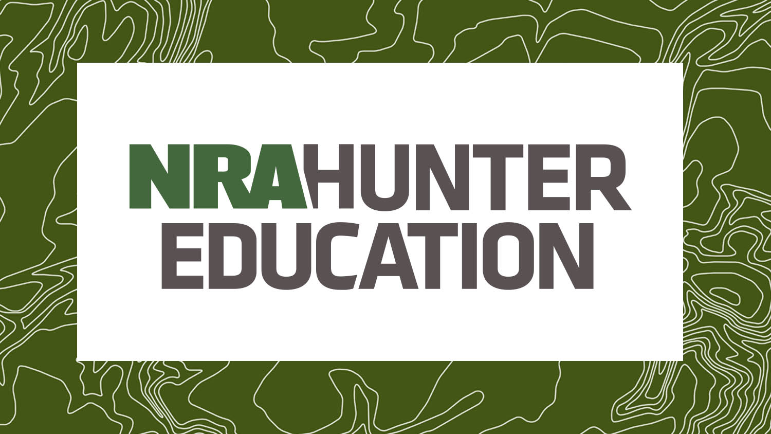 NRA Hunter Education Online Course Now Available in The Lone Star State