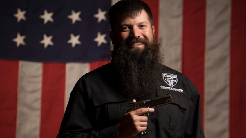 Shue Repeats As NRA National Pistol Champion