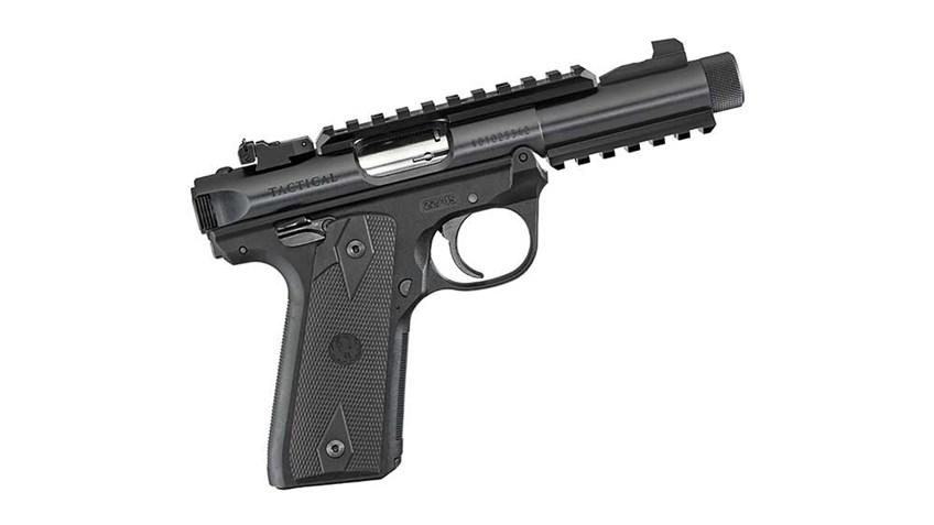 A .22 Pistol: The Best Investment in Handgun Mastery