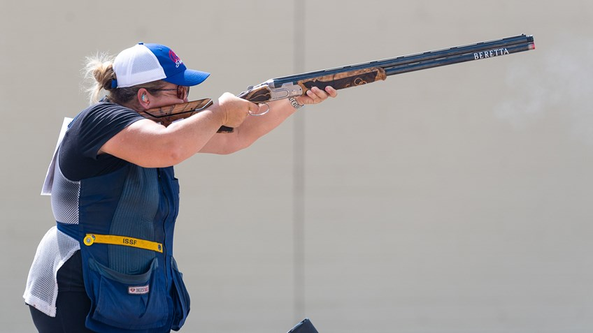 Kim Rhode: 'I Want To Shoot Trap And Mixed Team Events At The Games'