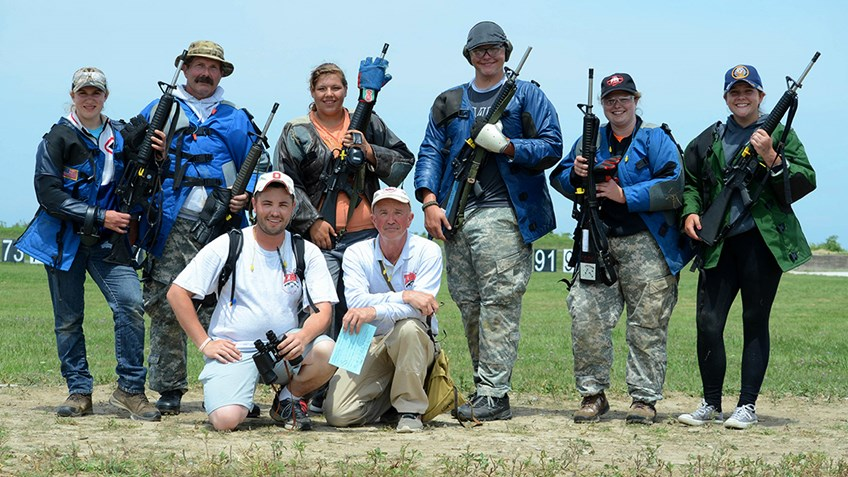 Distinguished Marksmanship Legacy: The Ohlinger Family