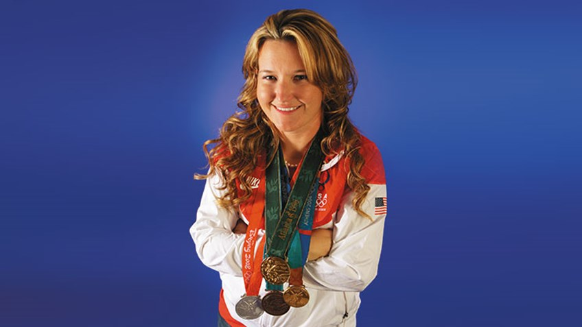 Throwback Thursday: Kim Rhode on Competitive Shooting