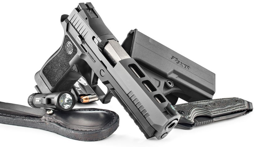 Using Competition Guns for Concealed Carry