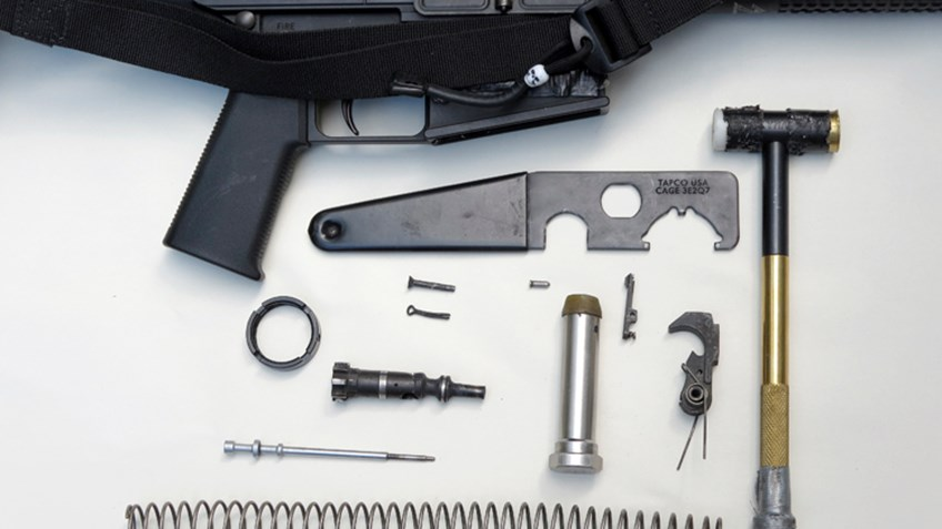 Basic AR-15 Maintenance: 13 Parts to Inspect Regularly