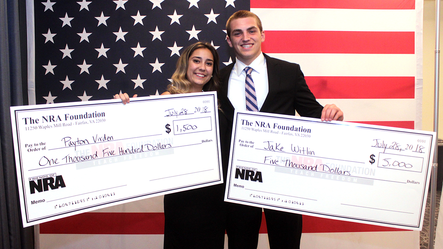 2018 NRA Youth Education Summit: Two Sessions of Leading the Legacy