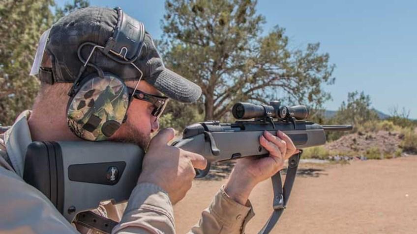 Skills Check: Classic Rapid-Fire Rifle Drill