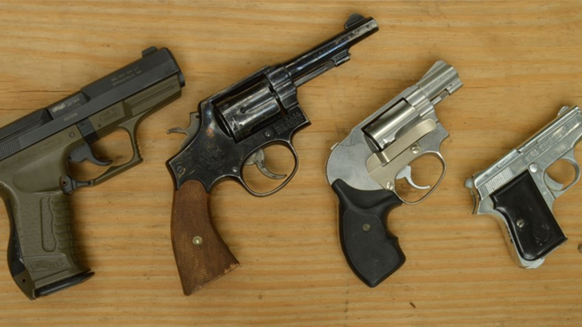 Concealed Carry Handguns: Four Faves