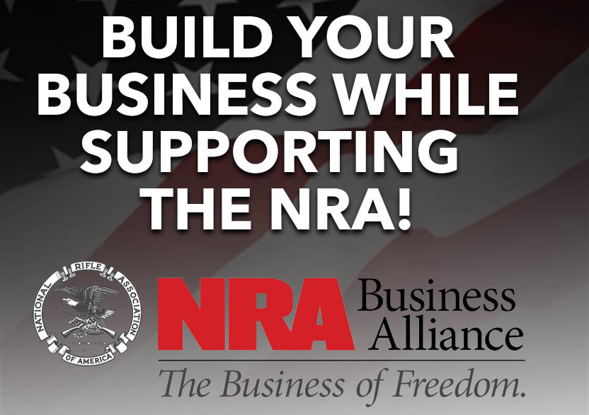 Build Your Business While Supporting the NRA! Join the NRA Business Alliance Today!