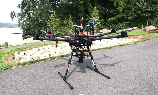 PennLive: NRA Foundation Grants Provide New Drone For Central Pennsylvania Law Enforcement