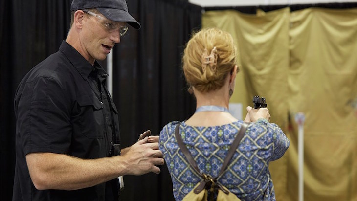 NRA Carry Guard Expo Workshops Provide The Ultimate Hands-On Experience