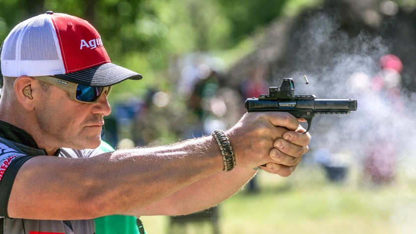 Aguila Cup: Clay Shooting, Rimfire & 3-Gun Competition