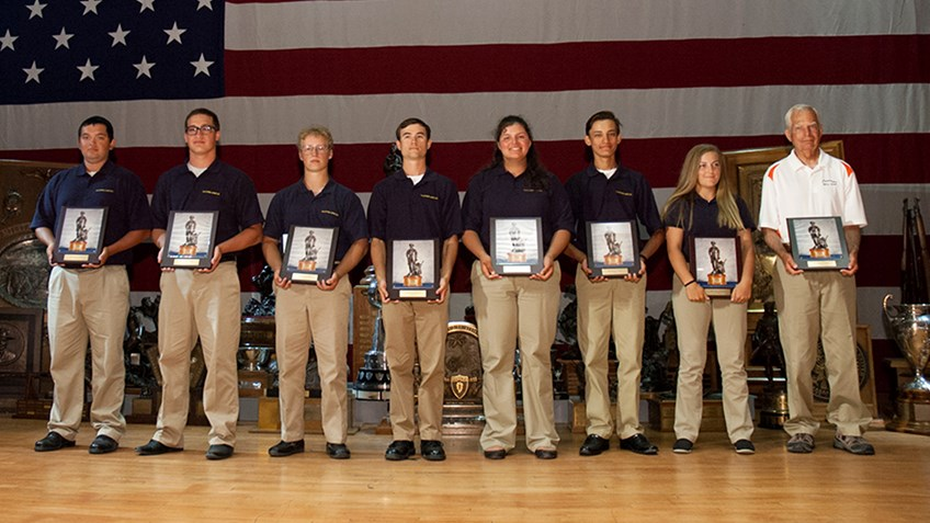 California Grizzlies Junior Team Break National Record Score
