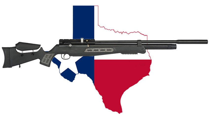 Texas Approves Airguns and Airbows for Hunting