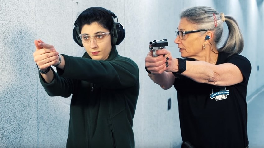 5 NRA Carry Guard Expo Classes For Women
