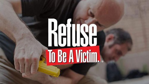 Develop Your Personal Safety Strategy in Refuse To Be A Victim Workshops at NRA Carry Guard Expo