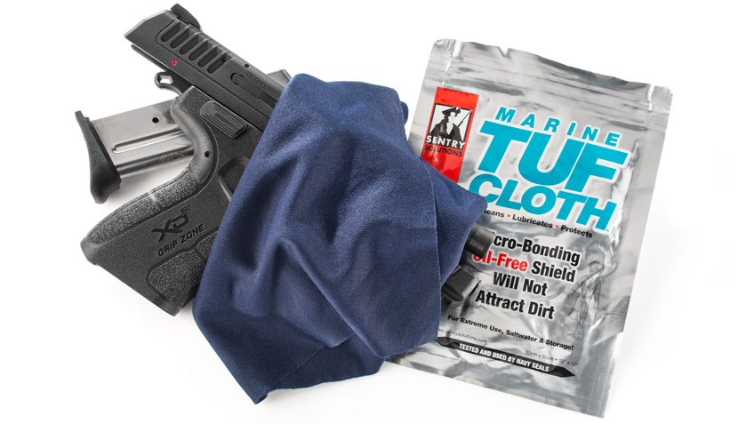 Gun Lube: How Much Is Too Much?