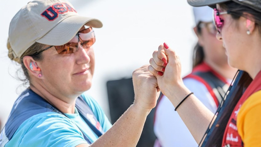 Kim Rhode Elected ISSF Athletes Committee Chair
