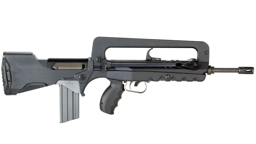 Classic Guns: French FAMAS Bullpup Rifle