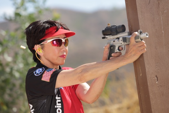 NRA Women: Vera Koo on Fitness and Competitive Shooting
