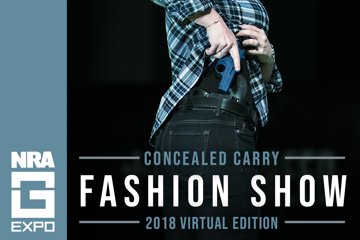 Check Out the NRA Carry Guard Expo Virtual Concealed Carry Fashion Show!