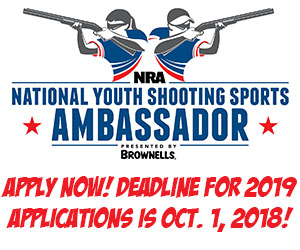 NRA National Youth Shooting Sports Ambassadors