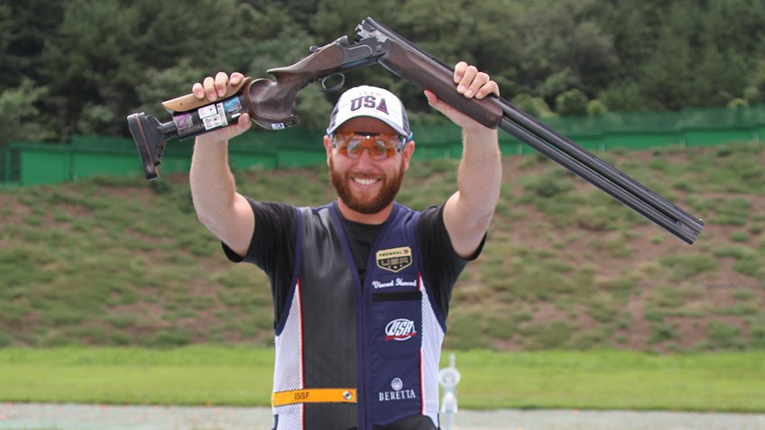 ISSF World Championship: Vincent Hancock Wins Record 4th Men's Skeet Title