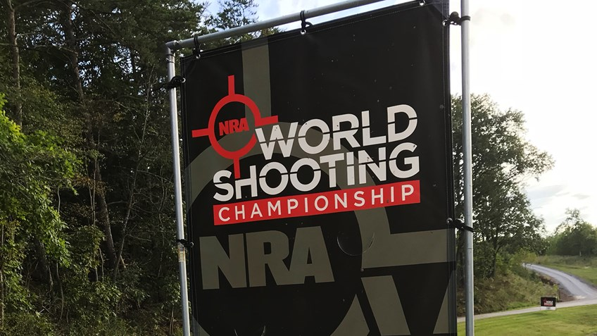 2018 NRA World Shooting Championship Stages