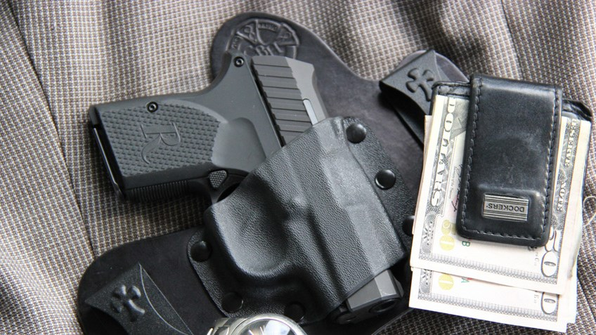 How to Choose the Right Concealed Handgun Carry Position