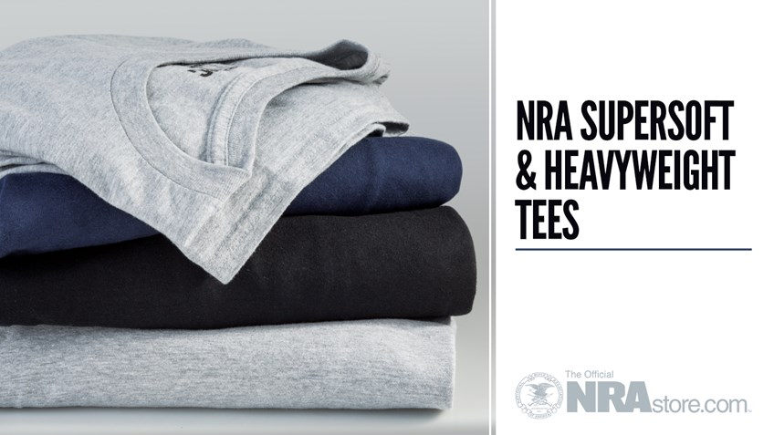 NRAstore Unveils Two New T-Shirt Categories