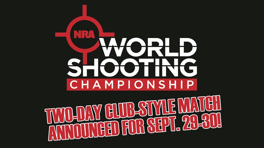 Missed the NRA World Shooting Championship? There's a Second Match Scheduled!