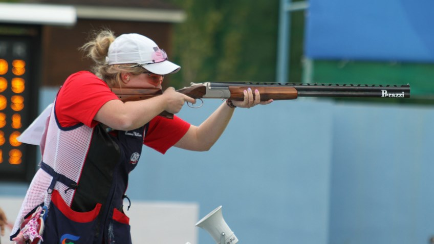 Emma Williams: Rising Shooting Star
