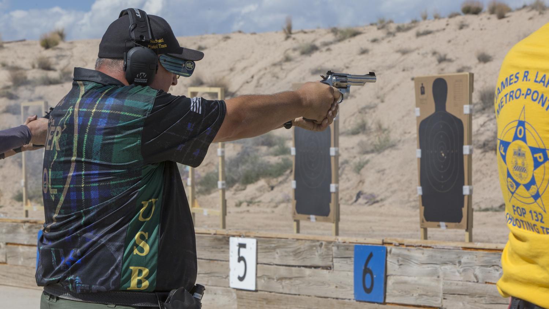 U.S. Border Patrol's Robert Vadasz Continues Dominant Reign at NRA NPSC