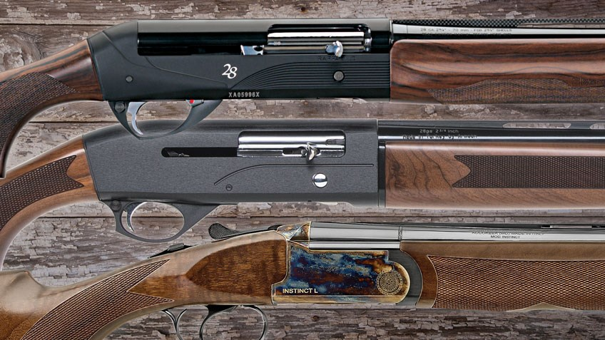 Best 28-Gauge Shotguns of 2018