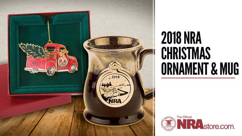 NRAstore Highlight: Early Birds Get Christmas Dibs